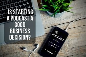 Podcast decision